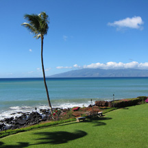 Panoramic Molokai View
